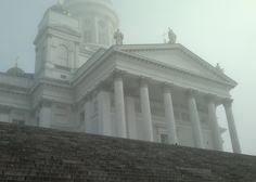 From Helsinki Helsinki, Finland, Scenery, Louvre, Building, Travel, Viajes, Landscape, Buildings