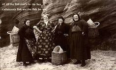 Cullercoats. Fisher Women by Monarch # 6489. | eBay