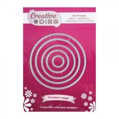 Creative Dies Circle shape die