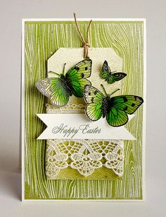 Jacqueline's Craft Nest: Butterfly grid, Case study inspiration and the second 'A' ADMIRE