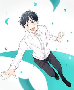 Yuuri Katsuki, Anime, Art, Art Background, Anime Shows, Kunst, Anime Music, Animation, Anima And Animus