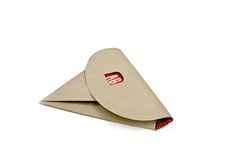 A.B.'s Crepes Packaging by Lauren  Schimming, via Behance