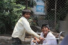 The Beggar Boys of Bandra Reclamation