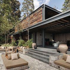 El mirador House by CC Architects Location: Valle de Bravo #Mexico. by _archidesignhome_