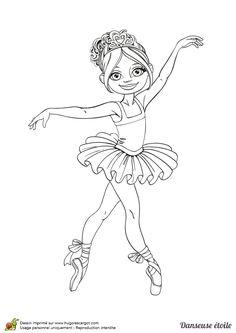 1000 images about coloriages de danse on pinterest - Danseuse orientale dessin ...