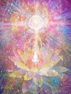 O seu verdadeiro Eu é a pura luz da consciência. Aceite essa luz por dentro e pare de habitar em suas sombras na sua existência ex...