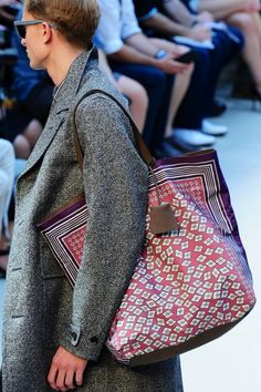 the bag - yes, pls!!!  burberry prorsum