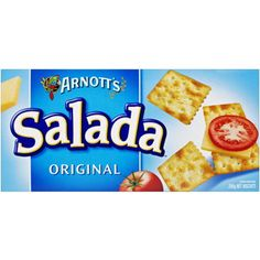 Salada crackers are the best!