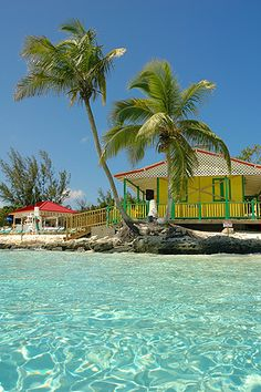 Vacation rentals in the Florida Keys.