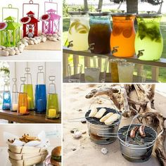 Great ideas for summer outdoor fun