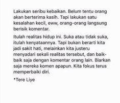 Best Quotes, Love Quotes, Self Reminder, Captions, Quotes Indonesia, Qoutes, Poems, Mood, Motivation