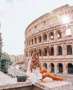 Rome, Italy by Lucy Tranos, wanderer, travelling and worldtraveller - Epic journeys & places - Places To Travel, Places To Go, Travel Destinations, Rome Travel, Italy Travel, Adventure Awaits, Adventure Travel, Travel Pictures, Travel Photos