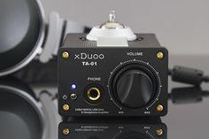XDUOO TA 01 HiFi 24Bit / 192KHz USB DAC + Tube Headphone Amplifier from Reliable amplifier watts suppliers on Shenzhenaudio Store