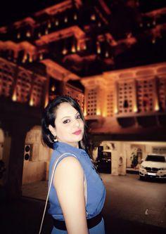 Royal Modish Princess At The Chunda Palace, Udaipur - Style and Travel Closet Royal Colors, Royal Princess, Udaipur, Heritage Site, Resorts, Palace, Hotels, Blue, Travel
