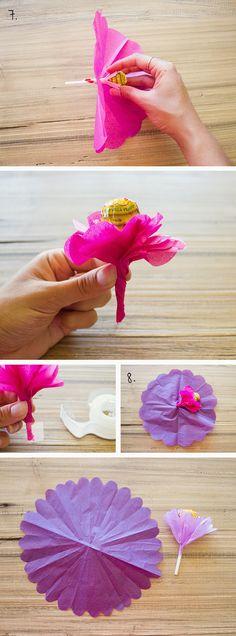 47 Super Ideas for flowers gift bouquet boyfriends Diy Valentine's Flowers, Candy Flowers, Paper Flowers, Bouquet Flowers, Bouquets, Bouquet Cadeau, Gift Bouquet, Candy Bouquet, Valentines Flowers