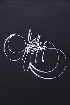 Join the Type & Lettering Newsletter ➞ Calligraphy Types, Types Of Lettering, Calligraphy Letters, Typography Letters, Graphic Design Typography, Lettering Design, Cursive Script, Script Lettering, Caligraphy