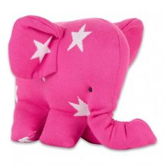Baby's Only Olifant Ster Fuchsia