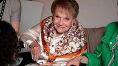 La destacada periodista y promotora del arte venezolano dejó de existir esta madrugada a la edad de 92 años