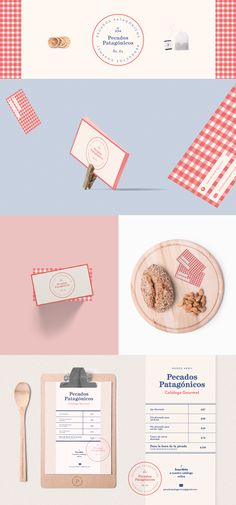 Diseño de Identidad Visual y Packaging.Pecados Patagónicos - Productos Gourmet.Buenos Aires, Argentina.2016.