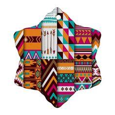 Tanaina Tribal Print