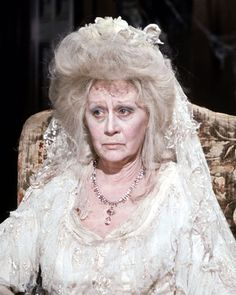 Miss Havisham, played by Margaret Leighton in Great Expectations in 1974