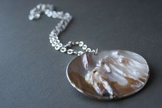 Mother of Pearl Necklace,