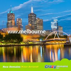 Did you know that Melbourne was once named 'Batmania' after John Batman? It's also the first Australian city to get its own dedicated domain name!  If you love Melbs, get your own #MELBOURNE TLD today here: http://www.crazydomains.com/?fbmelb  #Melbs #Victoria #Australia #Aussie #webdomains #domainnames