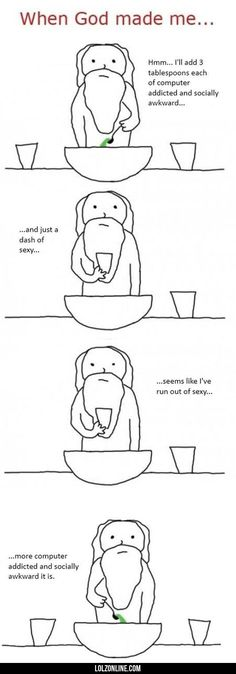 When God Made Me#funny #lol #lolzonline