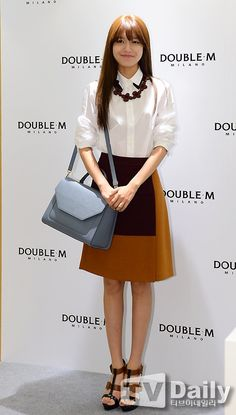 SNSD Sooyoung's outfits are always very stylish and sophisticated. :D