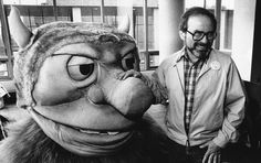 More on Maurice Sendak, from Wired.