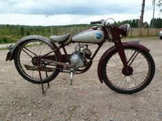 NSU Quick 98 cc 1953