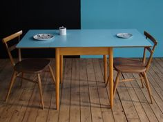 Mid Century / Vintage Frank Guille For Kandya 1950's Table