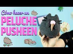 Manualidades paso a paso: Cómo hacer PELUCHES DE PUSHEEN ♥ - YouTube