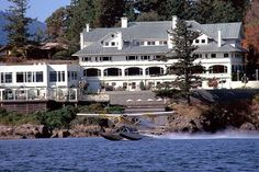 Rosario Resort, Orcas Island.  A great place, don't seem to get there often enough