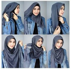New how to wear pashminas hijab style ideas