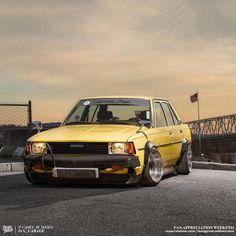 Corolla Ke70, Corolla Wagon, Toyota Corolla, Audi, Old School Cars, Honda Fit, Tuner Cars, Toyota Cars, Japan Cars
