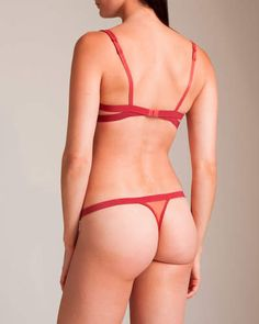 a7a831d9f8e Shop Christies with the Couture Thong. This luxury thong with sexy  detailing features an intricate lace front and alluring gold rings.