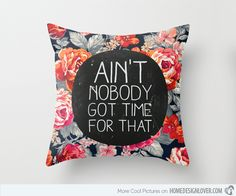 Words and Quotes on 15 Throw Pillow Designs   Home Design Lover