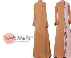 Dress Plus Size, Evening Dresses Plus Size, Plus Size Maxi Dresses, Long Sleeve Maxi, Maxi Dress With Sleeves, Abaya Fashion, Fashion Outfits, Dress Fashion, Long Dress Patterns