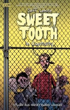Sweet Tooth, Vol. 2: In Captivity.  By Jeff Lemire.  Call # 741.597 LEM