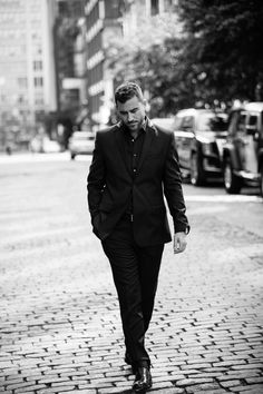 Mens Fashion Editorials / Bryn Mooser (Ryot News) for The LANE Man x Cartier Drive