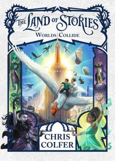 With all of the fairy tale characters occupying the same world, Conner and Alex face their biggest challenge to date of restoring order to the human and fairy tale realms.