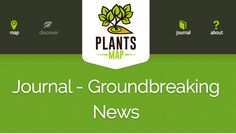 Sign up for our Journal for groundbreaking news!