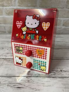 Hello Kitty Gifts, Cat Gifts, Lunch Box, Auction, Bento Box