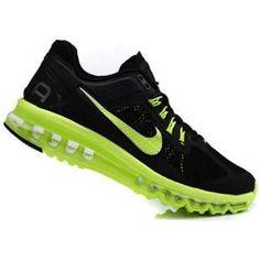 Nike Air Max 2013 Men Volt Black