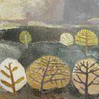 Six trees, sumer storm