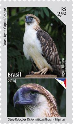 Brazil stamp 2014