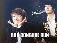 Epic Donghae Face