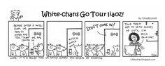 White-chans Go Tour Liaoz #14