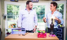 Home & Family - Tips & Products - Organizing the Craft Room with Mark | Hallmark Channel